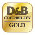 D&B Gold Badge